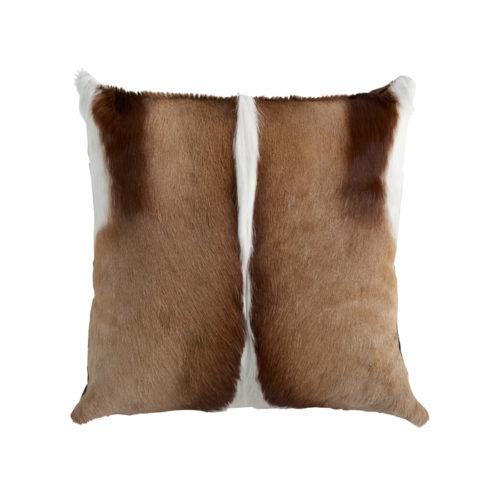 Springbok Hide Cushion Cover