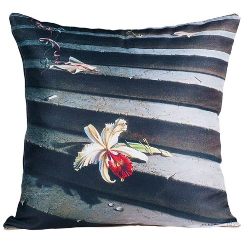 Tretchikoff Lost Orchid Cushion