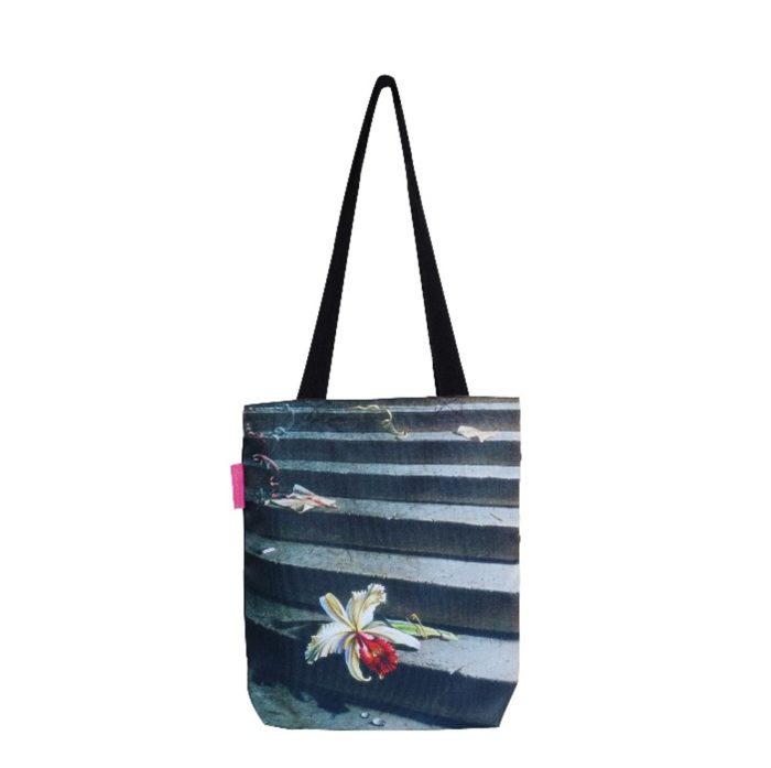 Tretchikoff Lost Orchid Tote Handbag