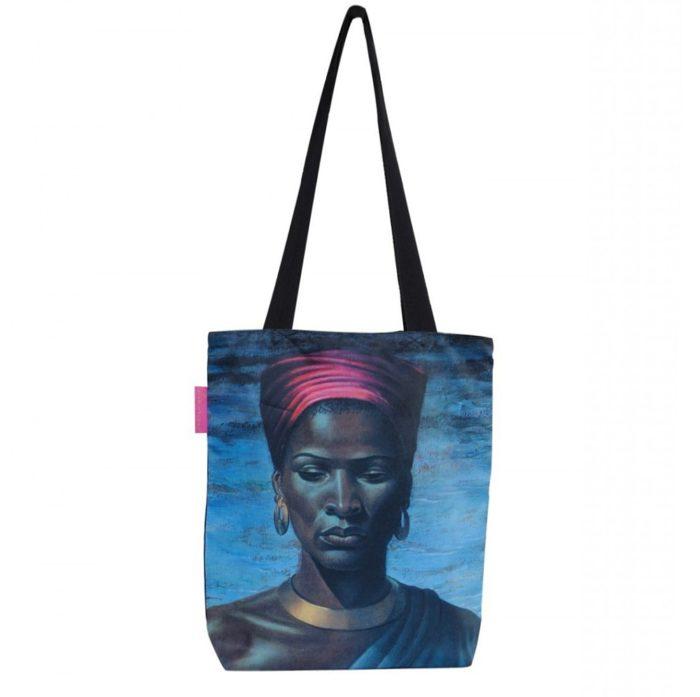 Tretchikoff Zulu Girl Tote Handbag