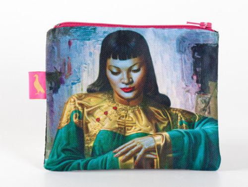 Tretchikoff Lady From Orient Coin Purse
