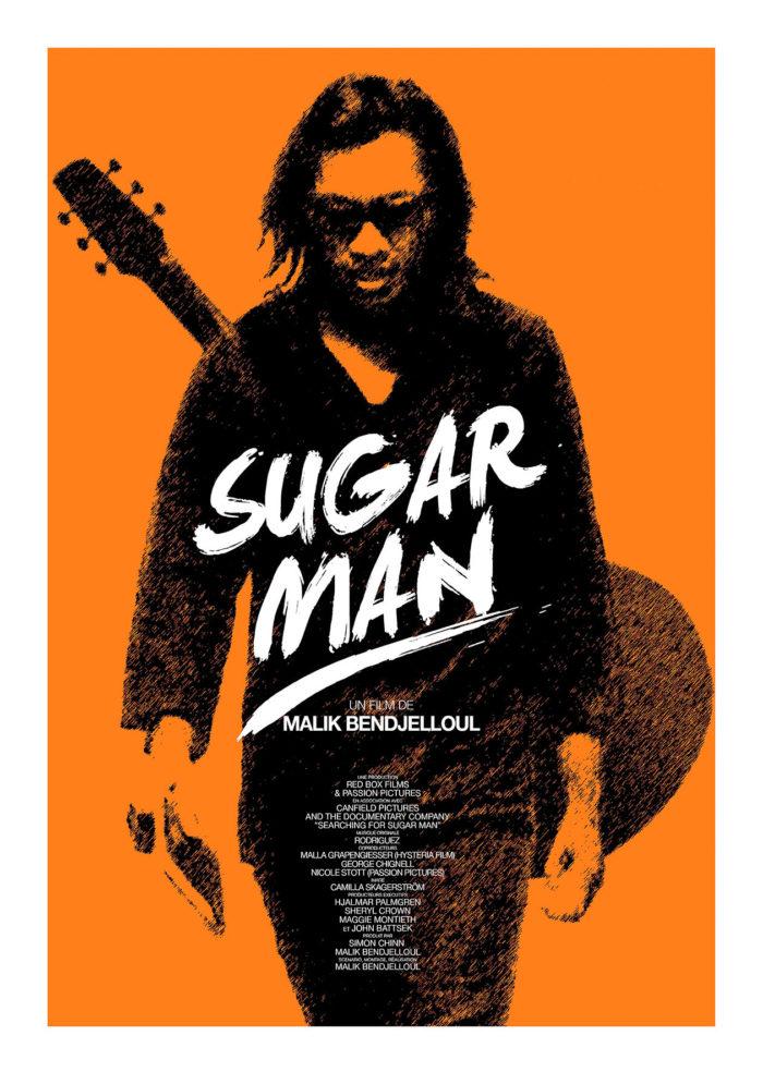 Rodriguez Sugar Man Poster