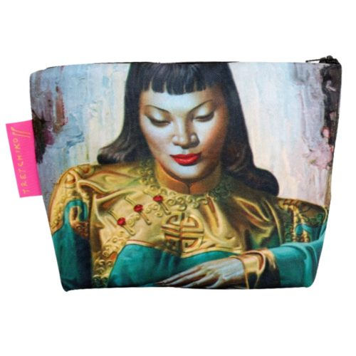 Tretchikoff Cosmetic Bag Lady From the Orient