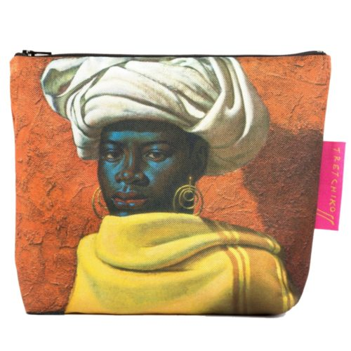Tretchikoff Cosmetic Bag Swazi Girl