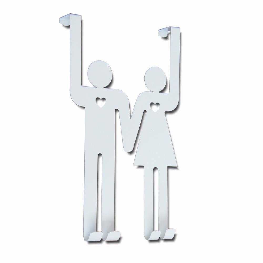 Male/Female Clothing Hook Metal