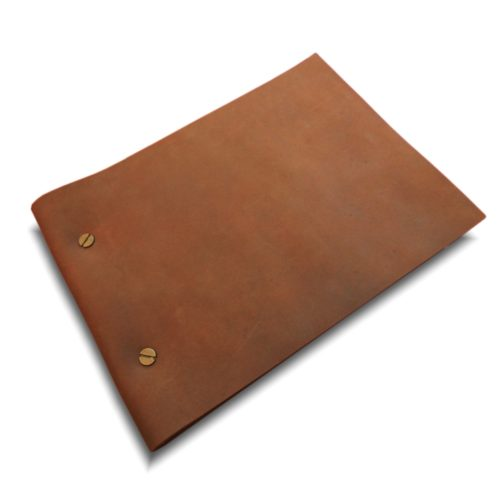 Leather Photo Album A5