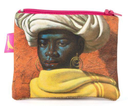 Tretchikoff Swazi Girl Coin Purse