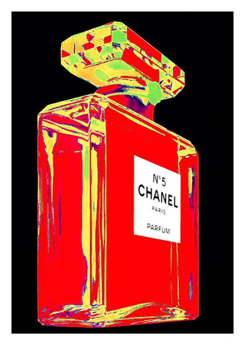 Chanel Number 5 Perfume