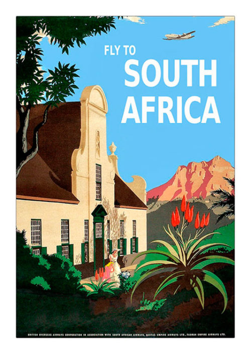 Fly To South Africa