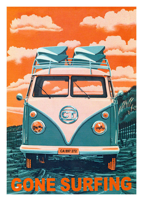 Gone Surfing Combi