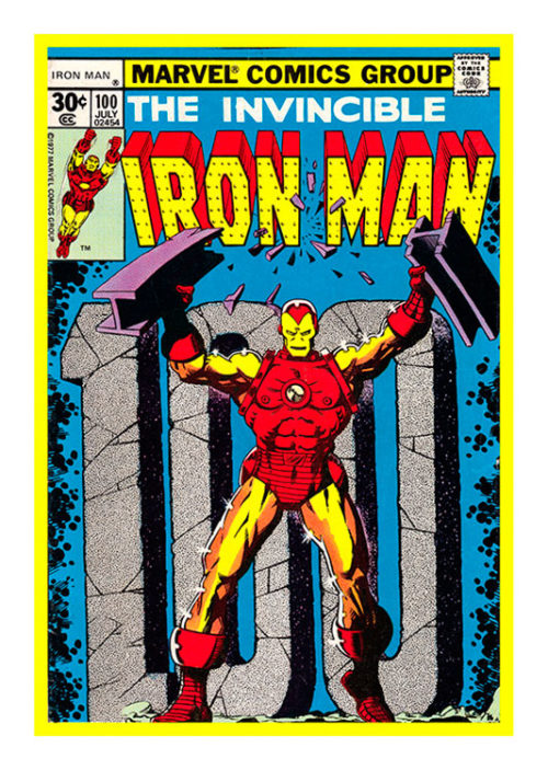 Ironman The Invincible