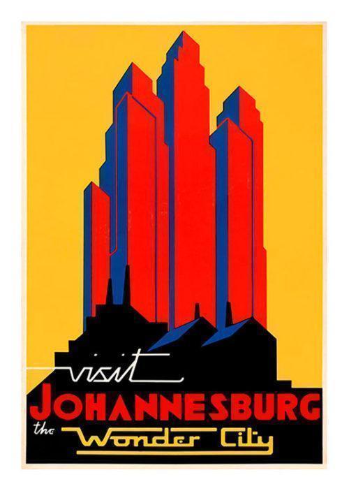Johannesburg Wonder City