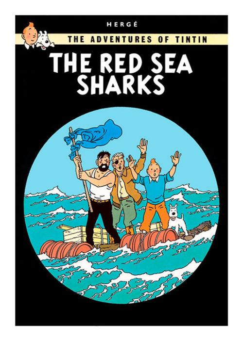 Tintin Red Sea Sharks