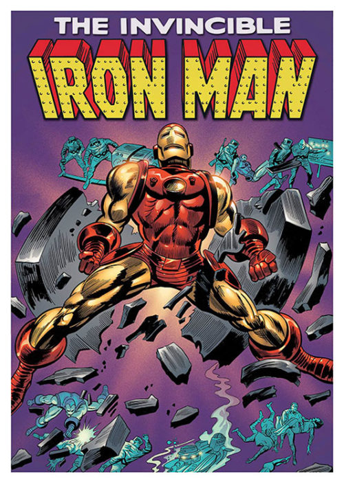 Ironman The Invincible Poster