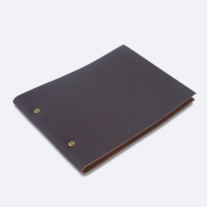 A5 size Handmade Leather Journal Album