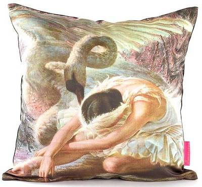 Dying Swan Tretchikoff Cushion Cover 50cmx50cm