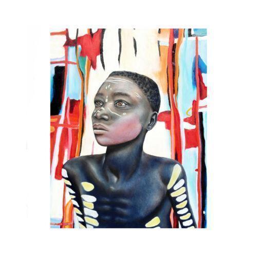 The Dreaming Painting Jason Steyn