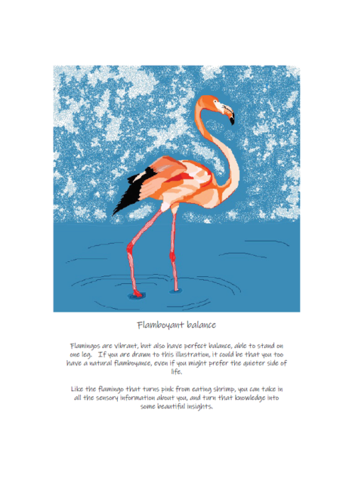 A4 Limited Edition Print - Rebecca Peters -flamboyantA4 Limited Edition Print - Rebecca Peters -flamboyant
