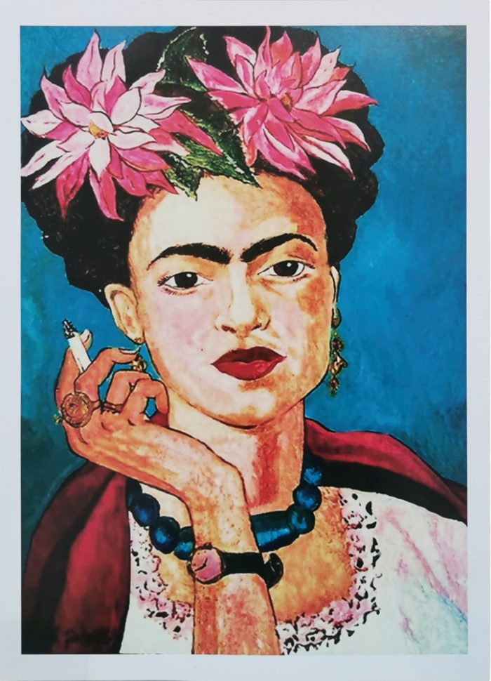 Buy Online Frida Kahlo Poster South Africa