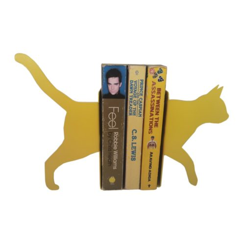 Cat Bookend Book End