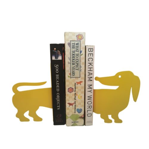 Daschund Bookend Book End
