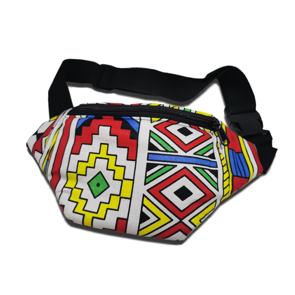 African Coloured Moonbag